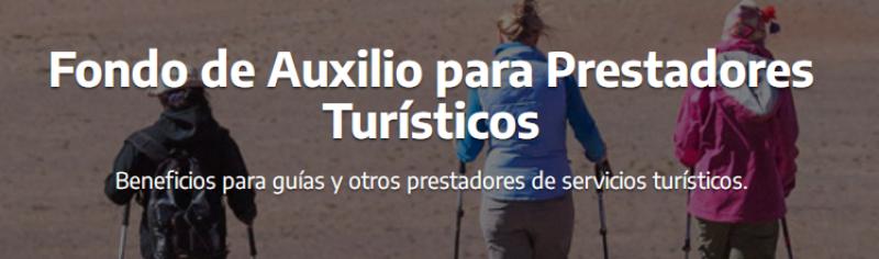 Fondo de Auxilio para Prestadores Turísticos