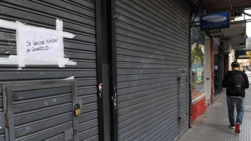 En el primer semestre, cerró el 7% de los comercios de Córdoba