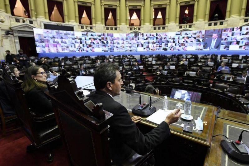 Diputados aprobó el proyecto de acreditación inmediata a comercios, de compras con tarjetas de débito .