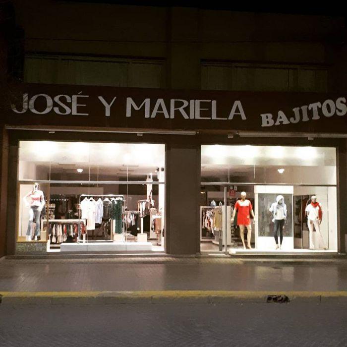 José y Mariela